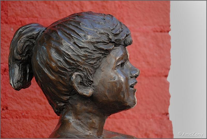 Anton Beysens,beeldhouwer,kunst,kinderen, beelden