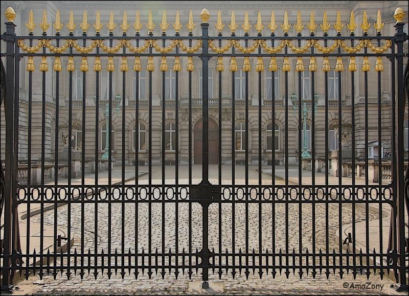 Brussel,koninklijk paleis,koninklijke poort,koning