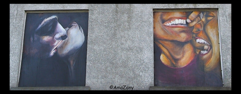 Doel,graffiti