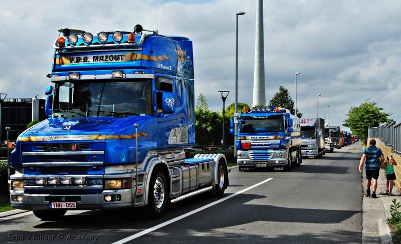 Teddy Bear Truck Run,2013,Puurs,Ruisbroek,vrachtwagens,mindervaliden,Klein-Brabant,