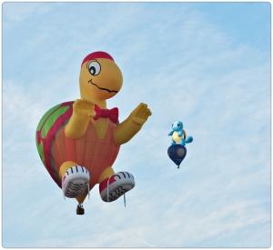 Squirtle,schildpad,ballon,pokemon,Vredefeesten,Sint Niklaas