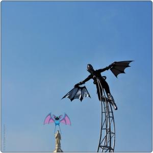 vleermuis,Zubat,pokemon,fotografie,Vredefeesten,Sint-Niklaas